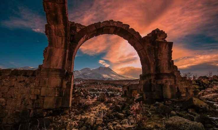 History of Mokissos Ancient City