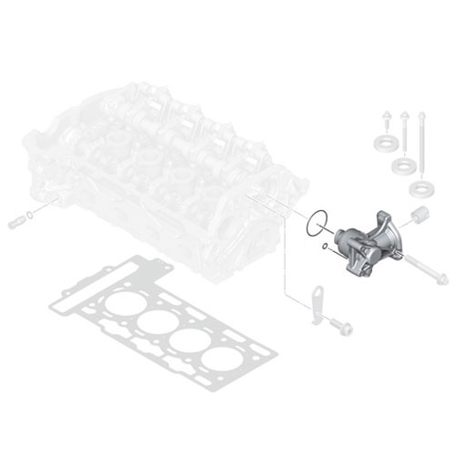 11127628021 Cooper MINI Replacement Cylinder Head Driver