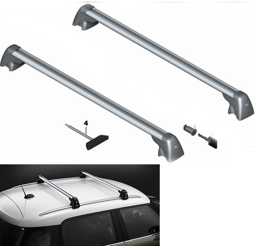 MINI Countryman R60 Roof Rack Rails