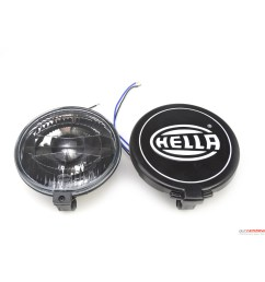 hella 500 black magic driving light kit  [ 1200 x 1201 Pixel ]