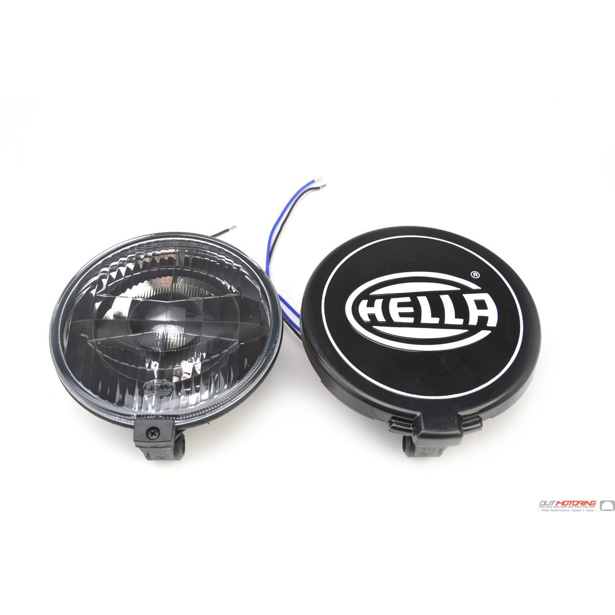 hight resolution of hella 500 black magic driving light kit