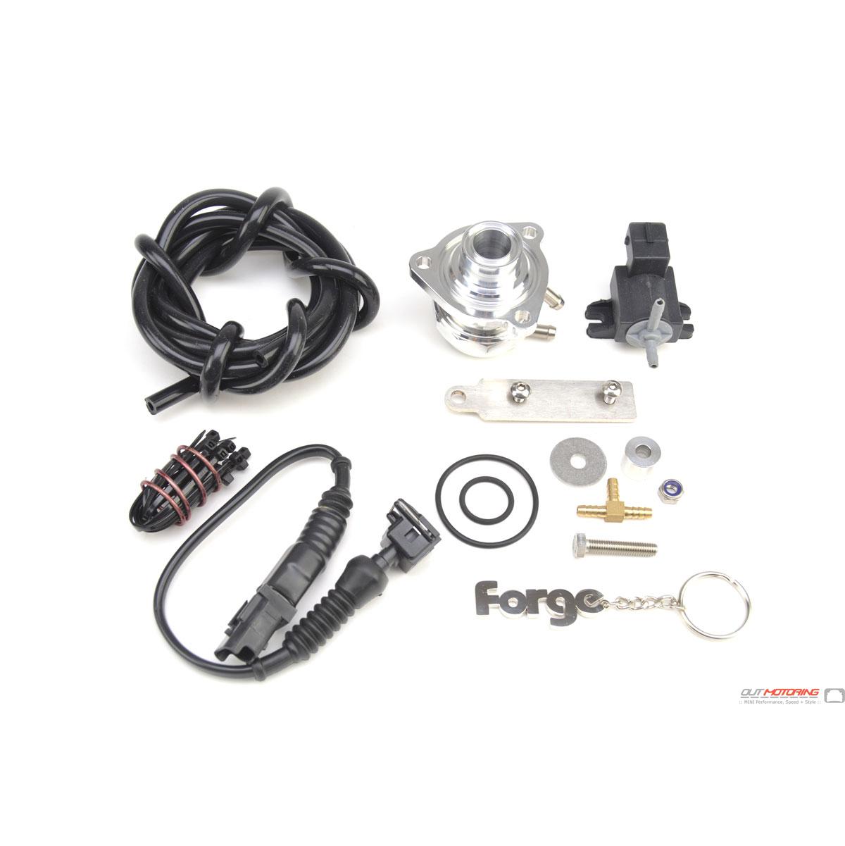 Mini Cooper S Forge Turbo Valve Kit N18
