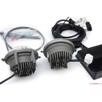 MINI Cooper Factory OEM LED Halo Running Front Driving ...