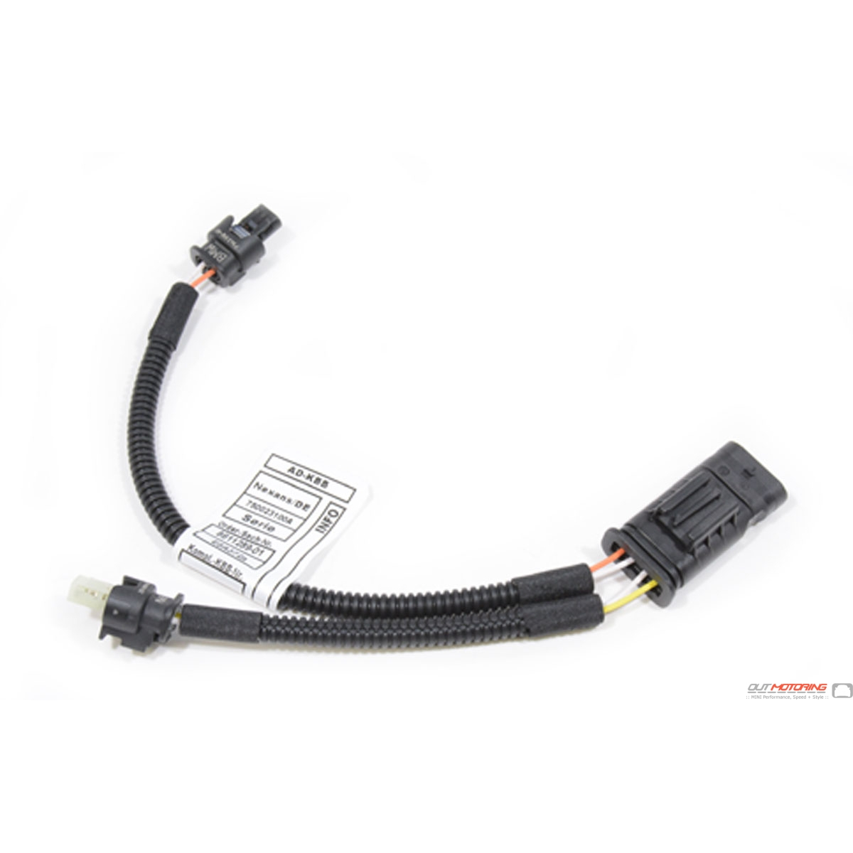 hight resolution of 12518611289 mini cooper replacement thermostat wiring adapter mini cooper accessories mini cooper parts