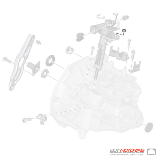 23137507652 MINI Cooper Replacement Ventilation Valve