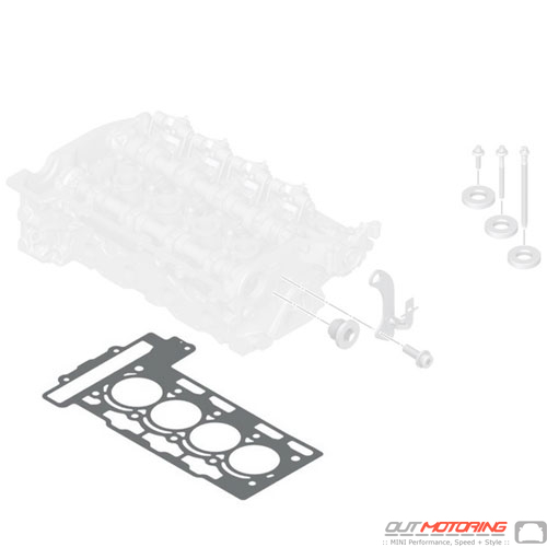 11127570860 MINI Cooper Replacement Cylinder Head Gasket