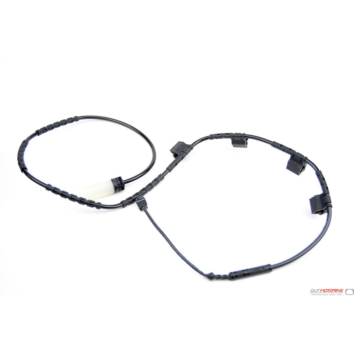 MINI Cooper 34356859135 Rear Caliper Brake Pad Wear Sensor