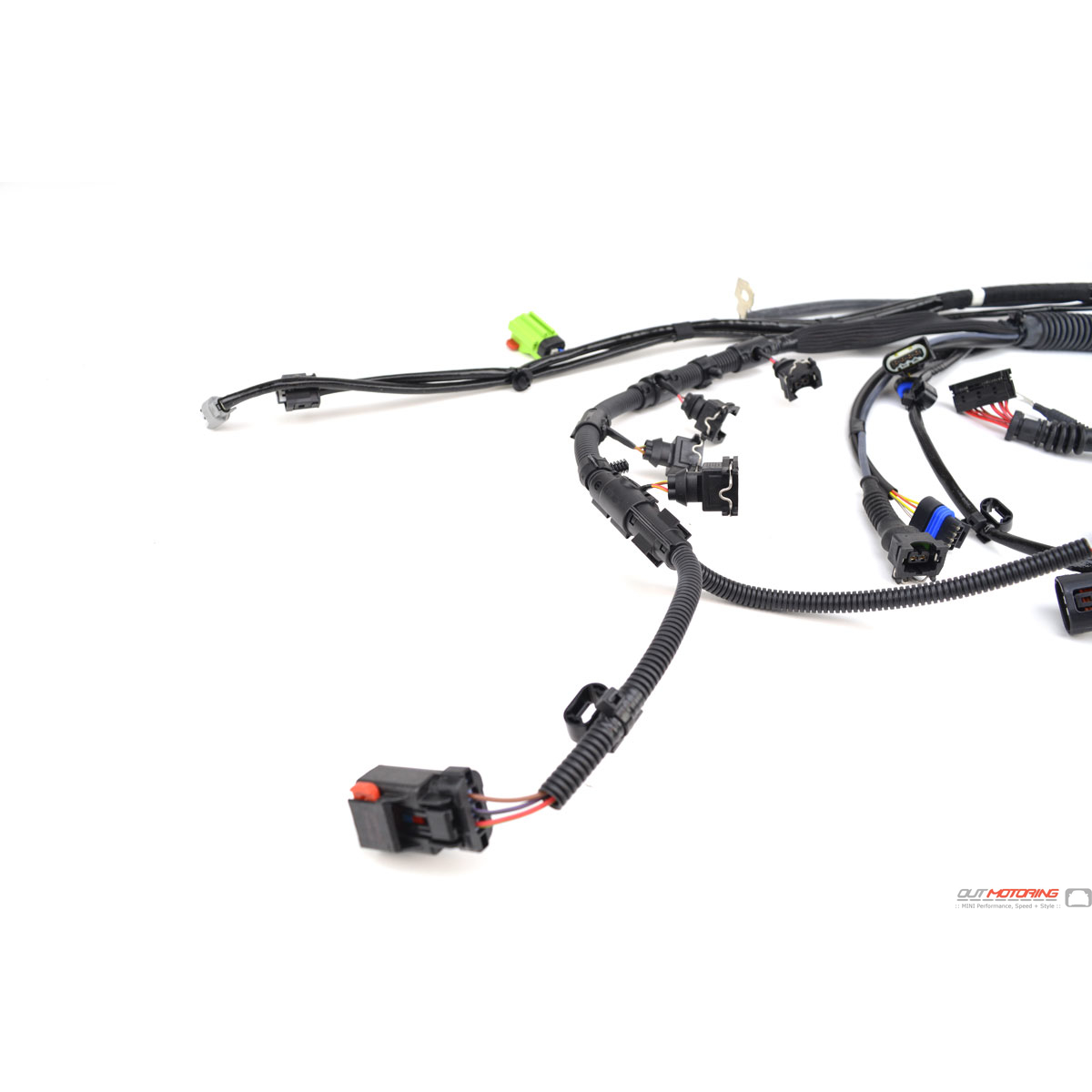 12517533103 MINI Cooper Replacement Engine Wiring Harness