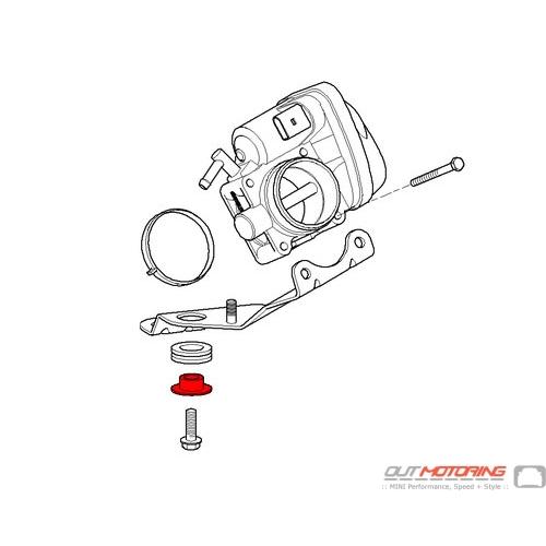 13547515361 MINI Cooper Replacement Insert Throttle