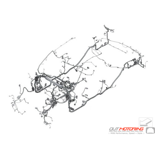 61112411273 MINI Cooper Replacement Main Wiring Harness
