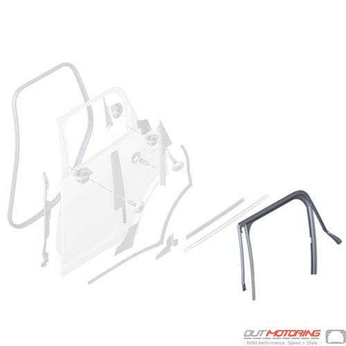 51357390165 Mini Cooper Replacement Parts Door: Rear