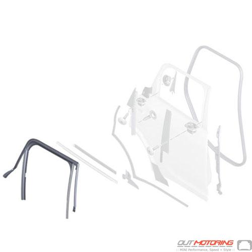 51357390166 Mini Cooper Replacement Parts Door: Rear