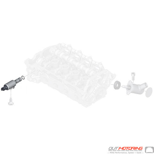 World Source One 11368610388 Mini Cooper Replacement Parts