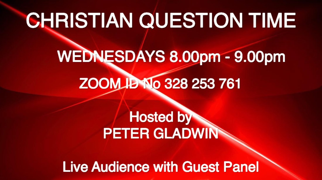 Christian Question Time