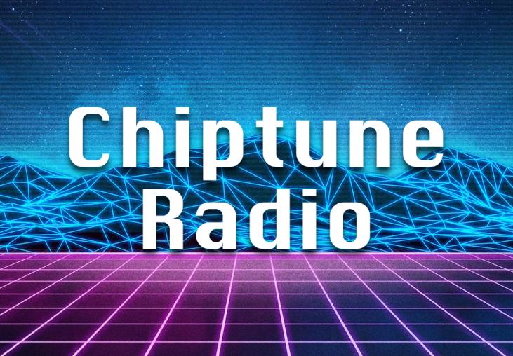 Chiptune Radio Logo