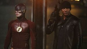 Flash & Diggle hunt for King Shark