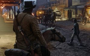 Red Dead Redemption II Trailer drops!
