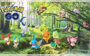 Pokémon Go adding generation three