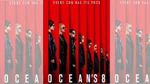 Ocean's Eight – Movie Review