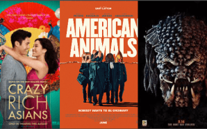 Morning Movie Review (Crazy Rish Asians, American Animals & The…