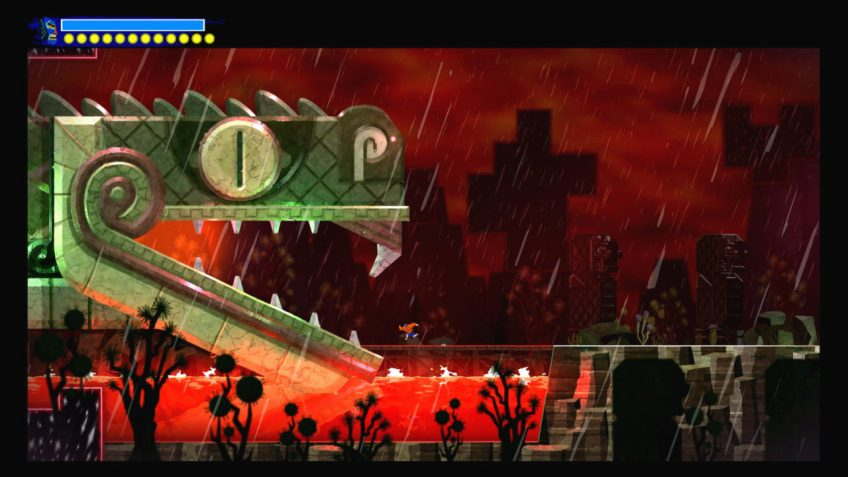 Guacamelee! 2 Snake Temple