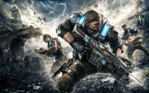 First Time Playing: Gears of War 4