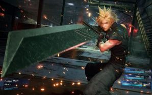 Final Fantasy 7 Remake Looks Immense