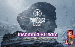 Paradise Lost – Insomnia Stream