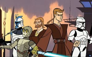 First Time Watching: Star Wars Clone Wars 2D Microseries Volume…