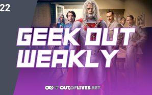 Geek Out Weakly 22 – Jupiter's Legacy