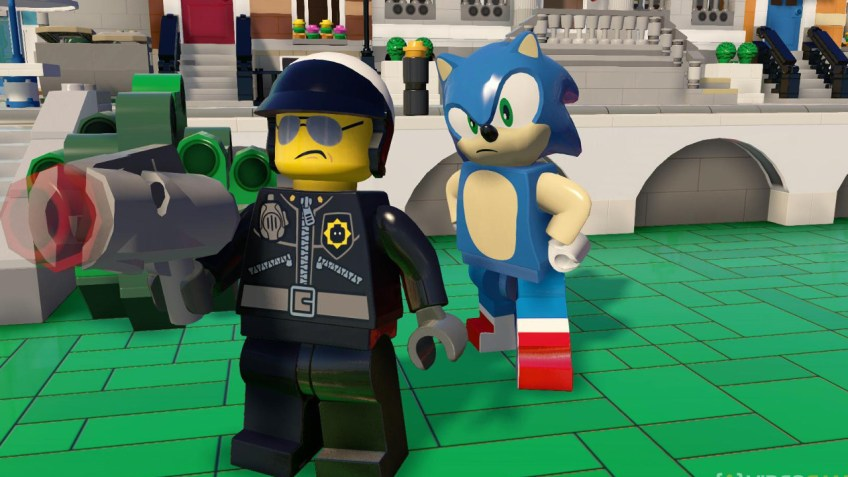 Sonic E T Gremlins More Coming To Lego Dimensions Out Of Lives