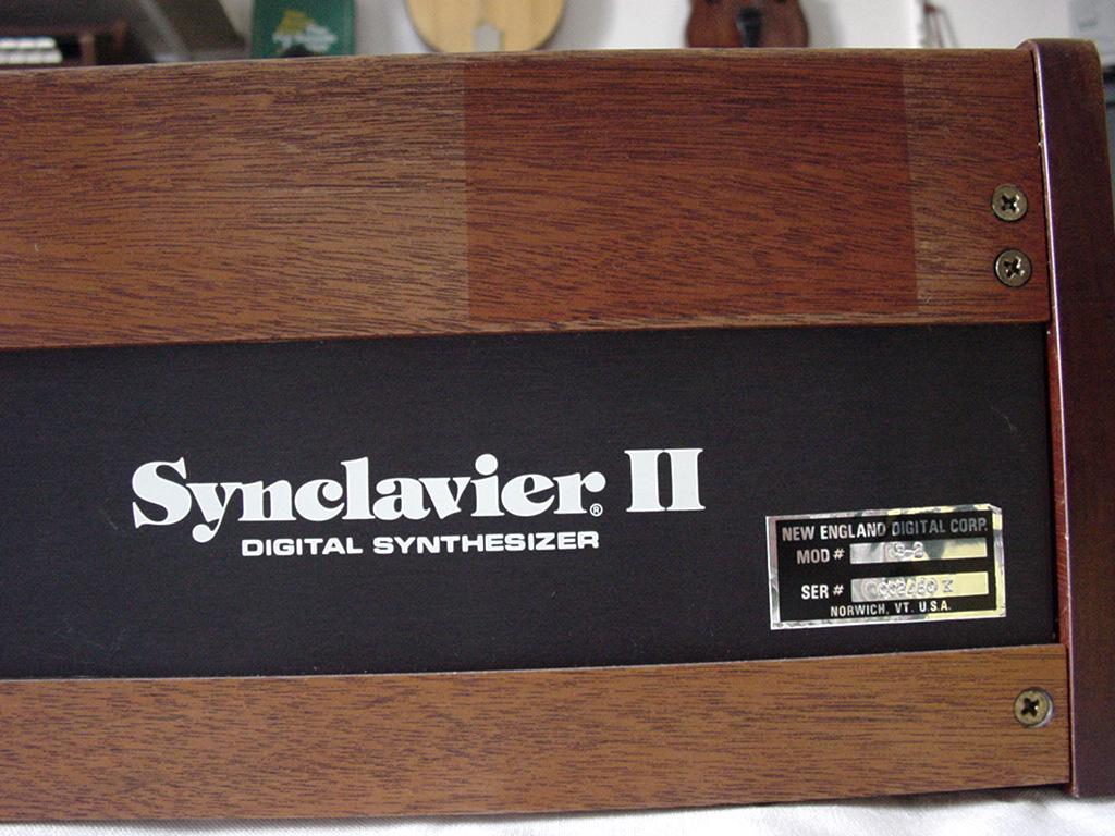 Ned Synclavier II