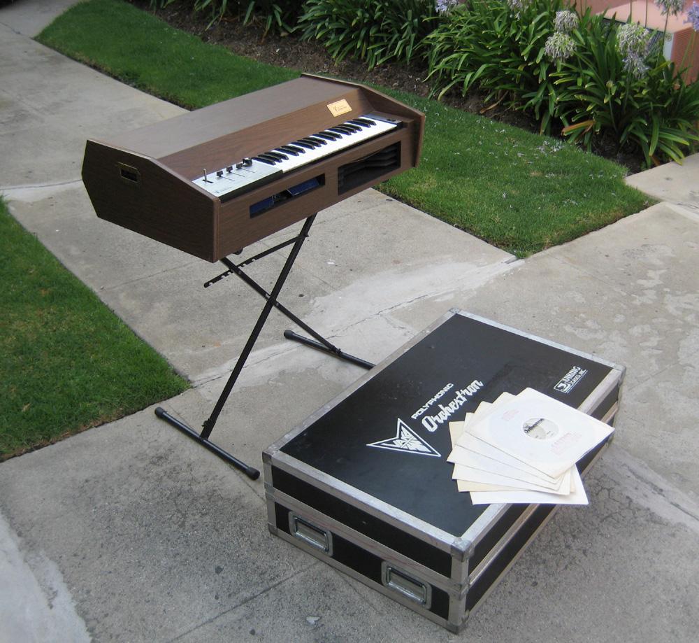 Orchestron Model A #2221