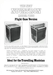 Novatron T550