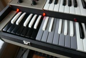 Farfisa Compact Duo