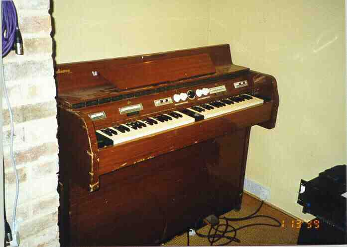 Mellotron Mark II #113