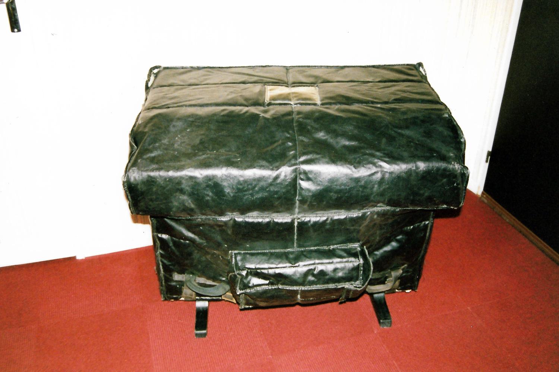 Mellotron M400 Protectomuffs