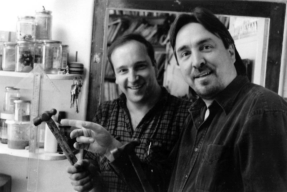 John Bradey & Martin Smith