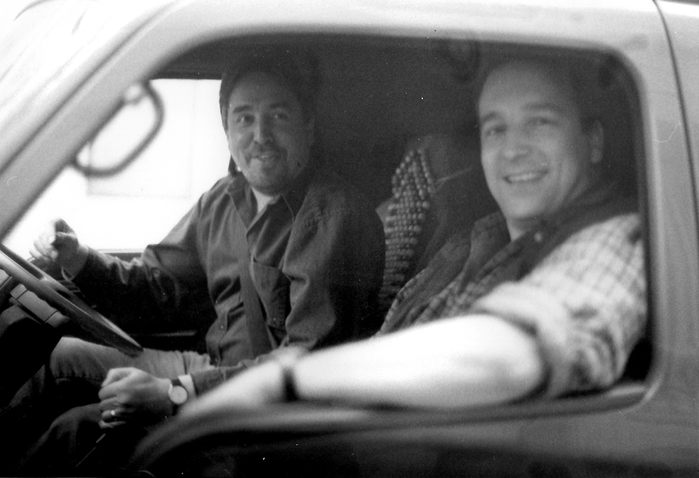 Martin Smith & John Bradey