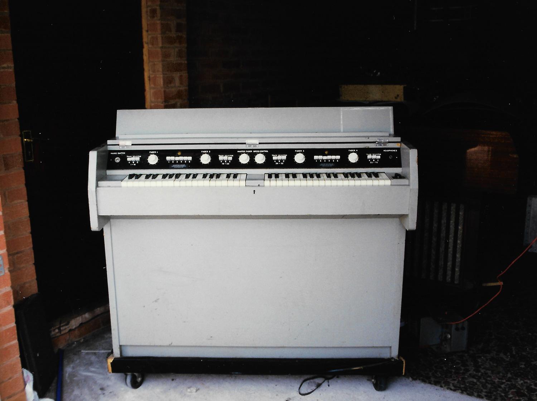 Mellotron FX Console
