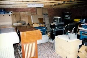 Streetly Electronics (Mellotron Archives UK)