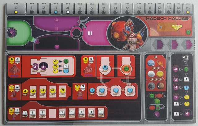 The UX Design of Board Games, Part 2: Icons 5