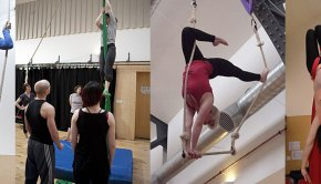 All or Nothing Aerial Classes