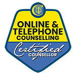Online & Telephone Counselling Certified Counsellor