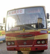 Kerala State Road Transport Bus