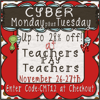Cyber Monday and Tuesday CRAZY sale!!