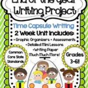 END OF THE YEAR READING AND WRITING FUN!