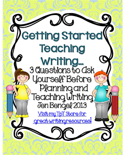 What do We, as Teachers, Understand About Writing?