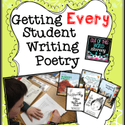 Getting EVERY Student Writing Poetry