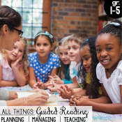 Guided Reading:  Learn How to Plan, Teach, and Manage it all, for FREE!